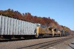 loaded ethanol train
