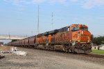 EB BNSF grain train