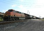 EB BNSF coke train