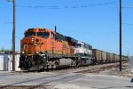 NB BNSF coal drag w/ Executive 2nd out