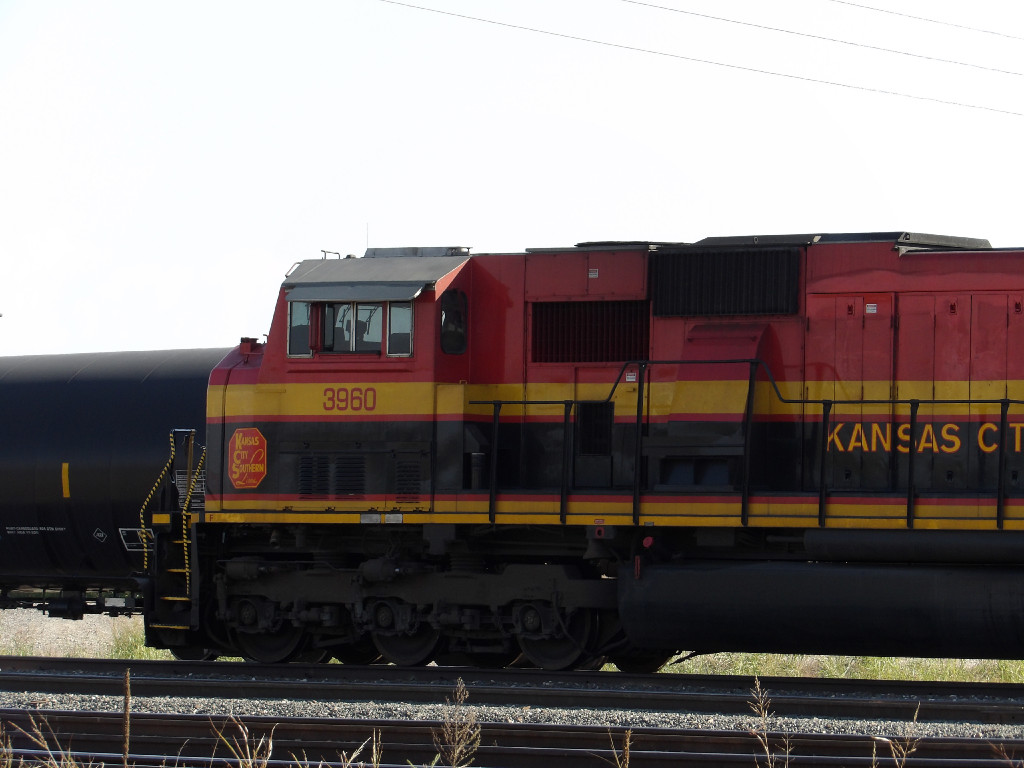 KCS SD70MAC 3960