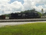 NS 9931 Sits in the yard at Oneida, TN