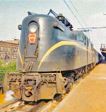 PRR 4913, GG-1, 1962