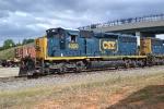CSX 4050  [CSX]  ex-L&N