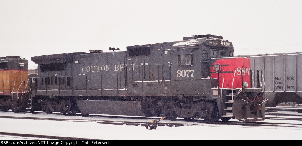 SSW 8077