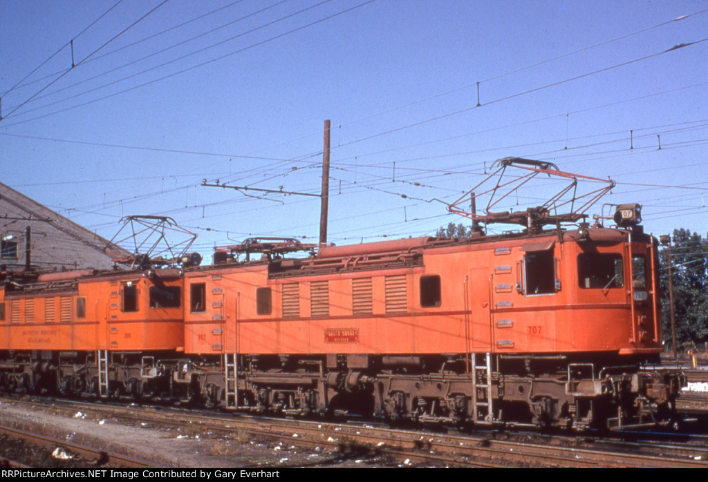 CSS 707 & 706 - Chicago South Shore & South Bend