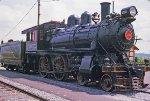 PRR 1223, 4-4-0, 1963