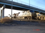 CSX 5269 (ES44DC) & CSX 5229 (ES44DC) head WB on the #2 Track under the Midler Ave. Bridge