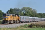 UP 4265 On NS 047 Westbound To KCS , Mo