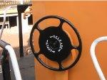 PN 7010 Brake Wheel Detail