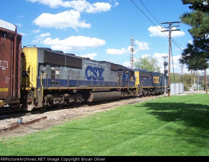 CSX 751