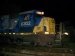 CSX 8302 on Q141 Southbound
