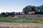 BNSF 4643