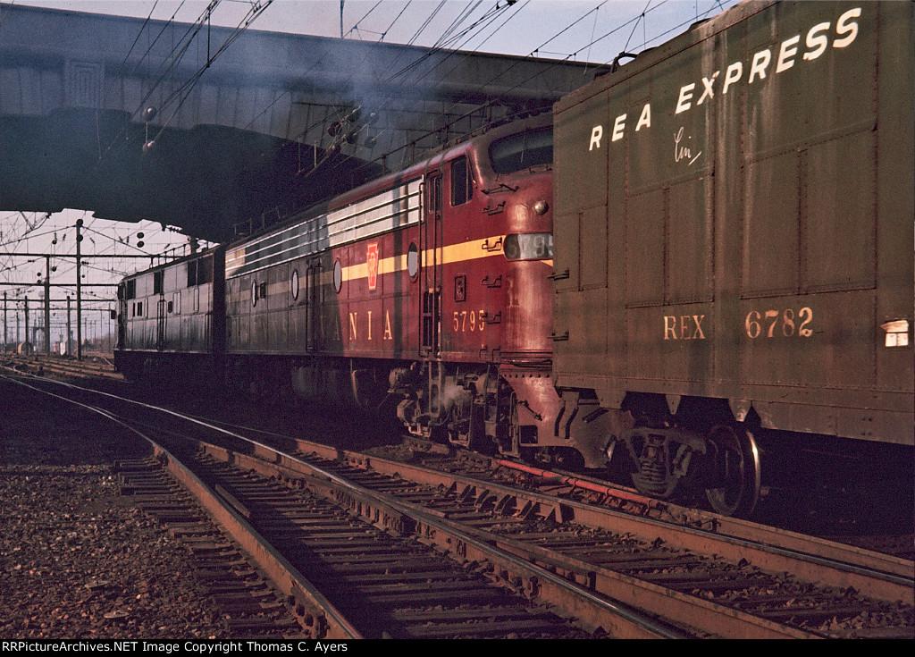 PRR 5795, EP-22, 1965