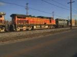 BNSF 4160