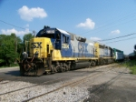 CSX Y223-24 Switching