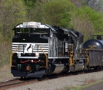 Out Of The Box NS SD70M-2 #2768 Leads 65R @ 1602 hrs.