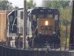 CSX SD40-3 4014
