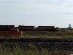 BNSF C44-9W 5409 & Hump Power