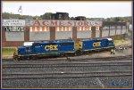 CSX 6419 & 2235