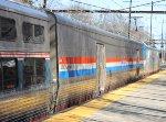 Amtrak train 98