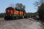 BNSF 2617 Baretable Train
