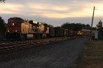 BNSF 5802 Coal Train