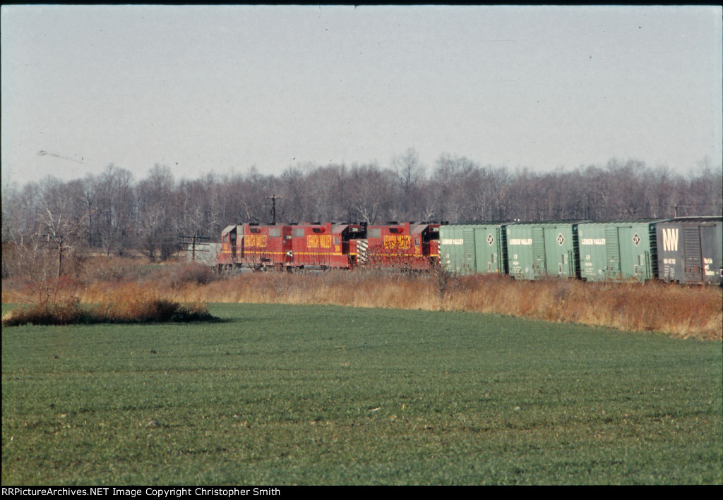 East side of Seneca Lake on the freight main - 3 of 4