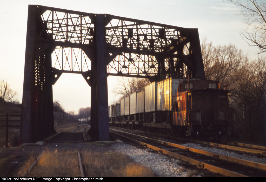 The end of the chase at Rochester Junction - 7 of 7