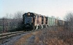 East side of Seneca Lake on the freight main - 2 of 4