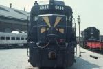 BO 6944 at Baltimore Railroad Museum