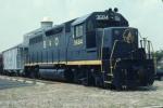 BO 3684 at Baltimore Railroad Museum