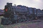 PRR 3750, 4-6-2, 1973
