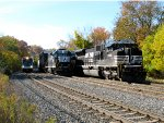 NS 7268 and 5278; NJT 3512