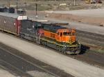 BNSF 8050 & SP 9273
