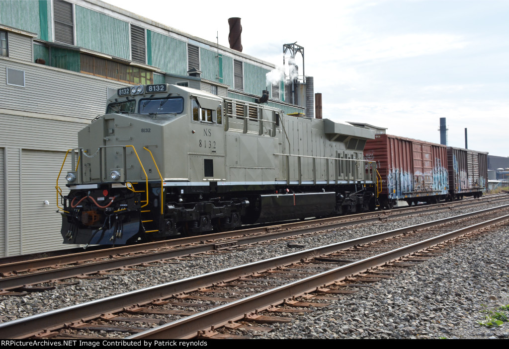 NS 8132