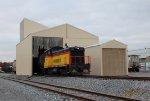 Landisville Railroad Operations