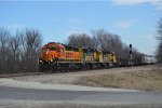BNSF 2659 with the monett local