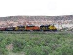 BNSF 8709 West