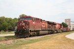 CP 473 south thru Davenport