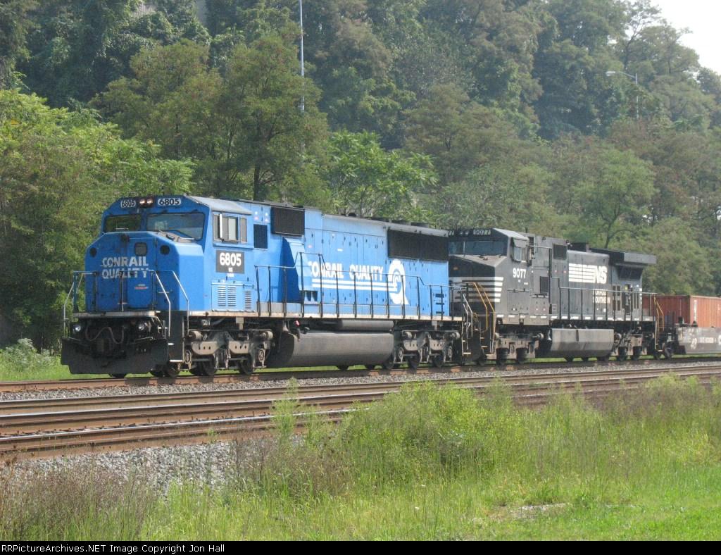 NS 6805 & 9077