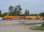 BNSF 5954 & 8949
