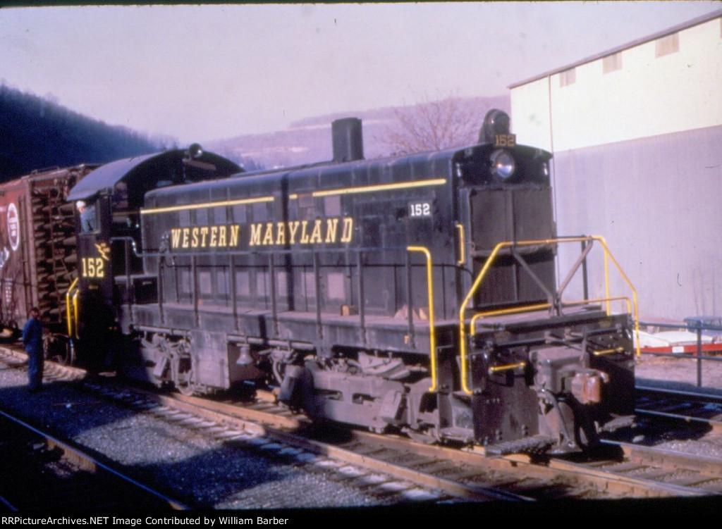 WM 152