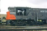 SP 9550 near Industry Yard, back in the day.