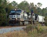 NS 9324 Leading Train356