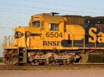 BNSF 6504