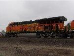 BNSF ET44C4 3835