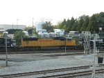 UP 4237 (SD70M)