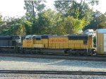 UP 4869 (SD70M)