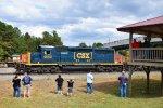 CSX 4050